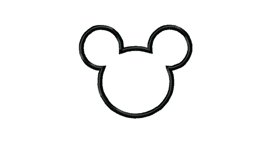 910x480 mickey mouse outline mickey mouse outline tattoo mickey mouse h