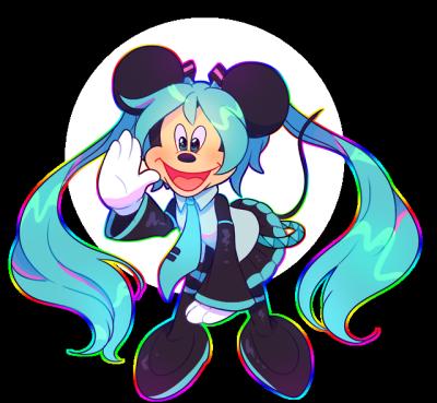 400x369 Mickeymouse Tumblr