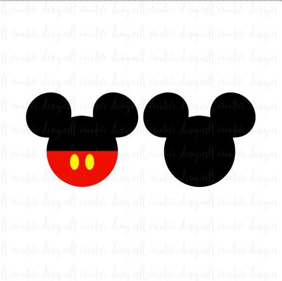 570x568 mickey mouse mickey mouse head mickey mouse ears etsy