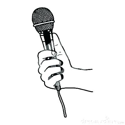400x400 microphone coloring pages coloring pages real microphone printable
