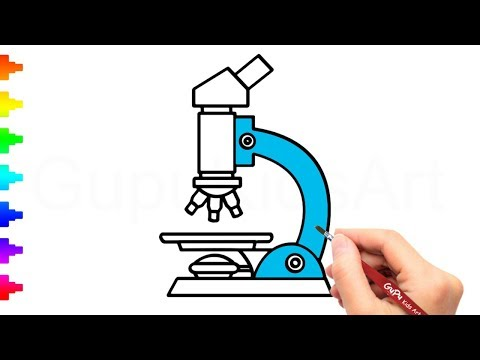 480x360 Download How To Draw A Magnifying Glass Cute Easy Step