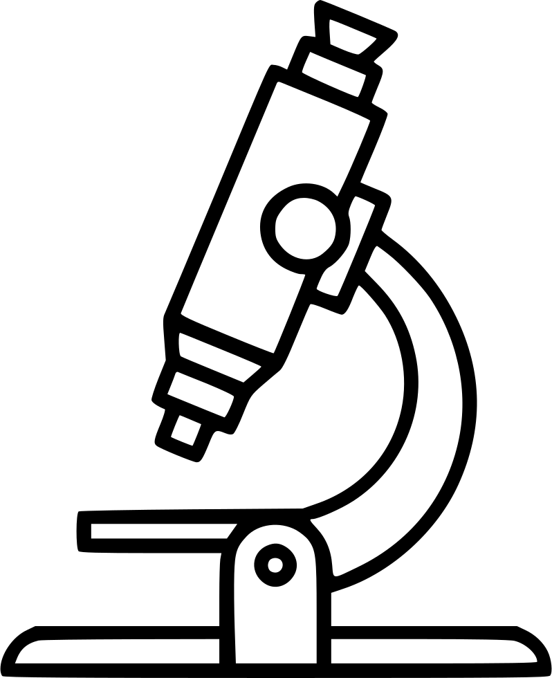 798x980 Collection Of Free Microscopes Drawing Easy Download On Ui Ex