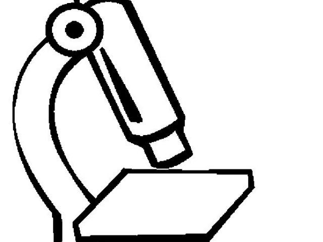 640x480 microscope clipart microscope drawing