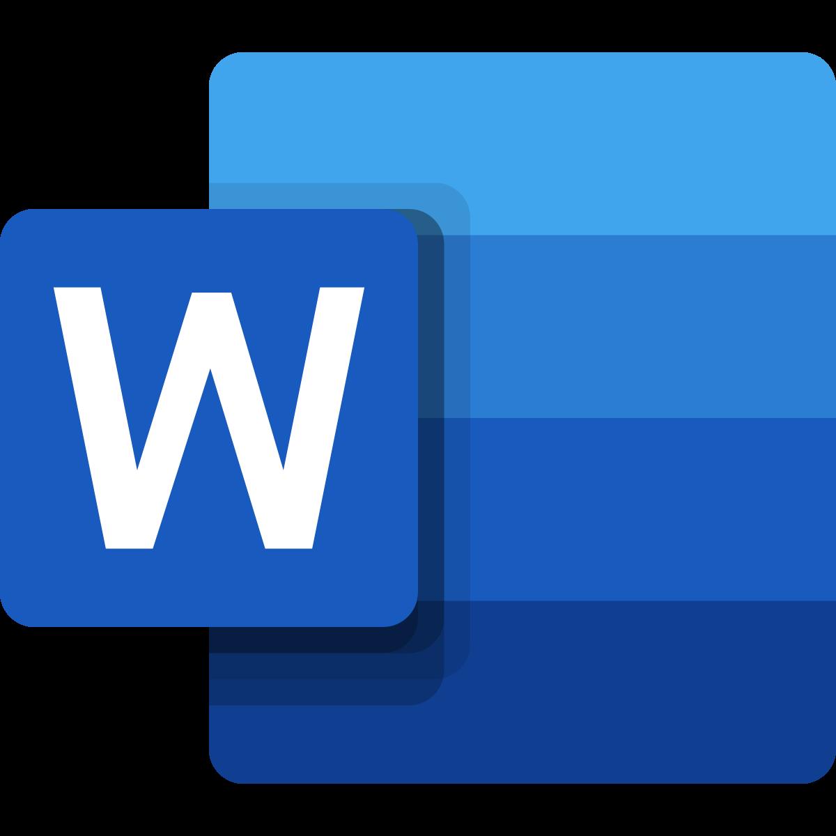 1200x1200 Microsoft Word