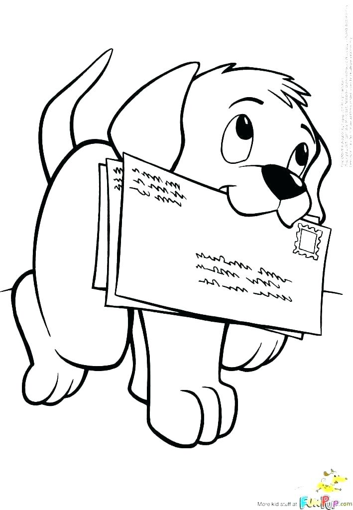 709x1024 Coloring Pages For Dogs Dog Tag Coloring