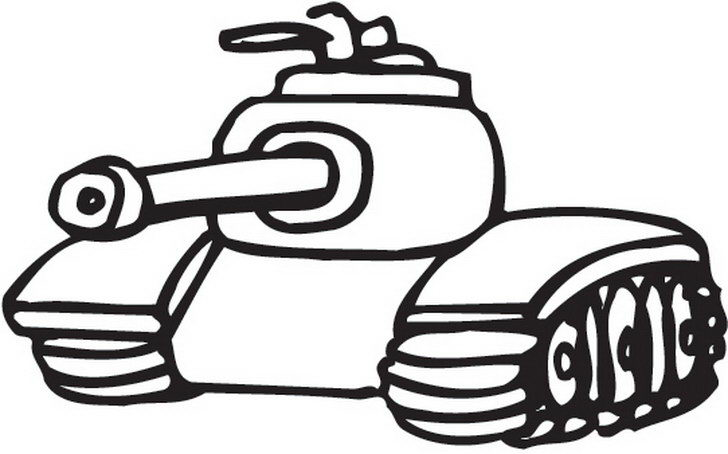 728x454 download clipart tank military painting tank,black