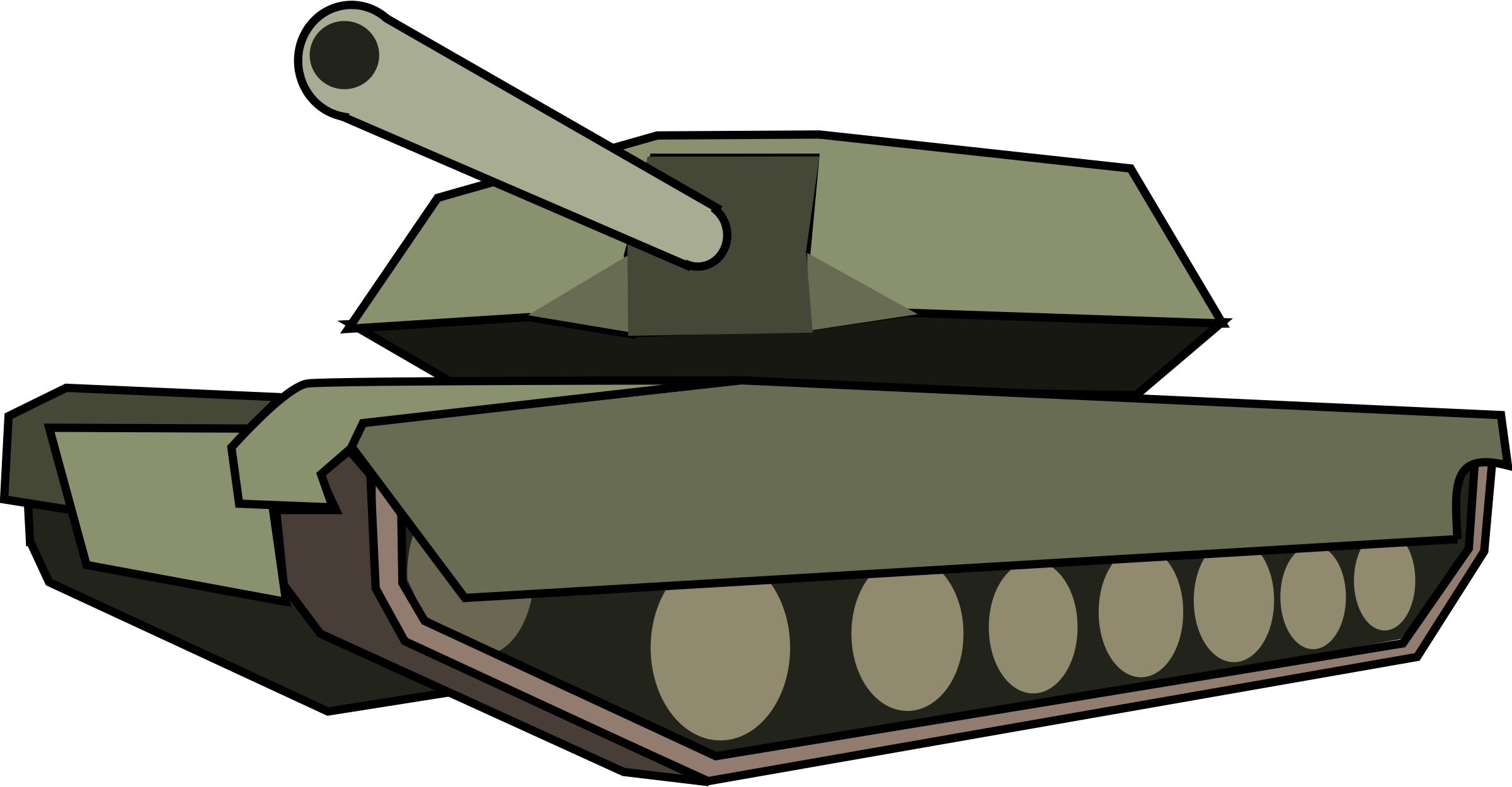 2400x1251 tank clipart parties and special events tank drawing, clip