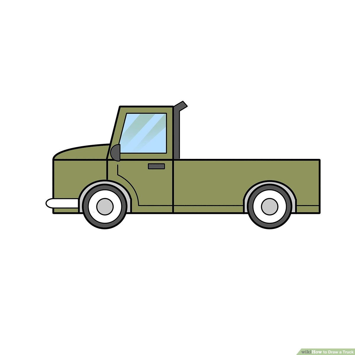 Military Vehicles Drawings