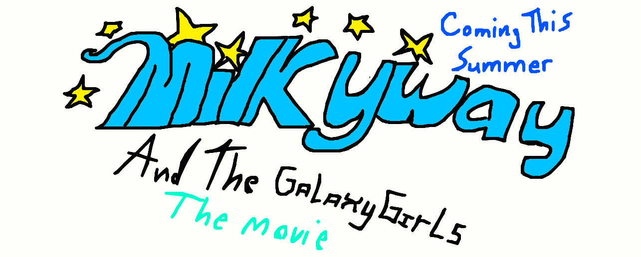 1285x516 Milky Way And The Galaxy Girls The Movie