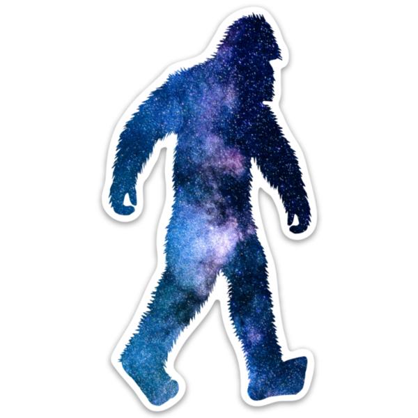 600x600 Milky Way Squatch