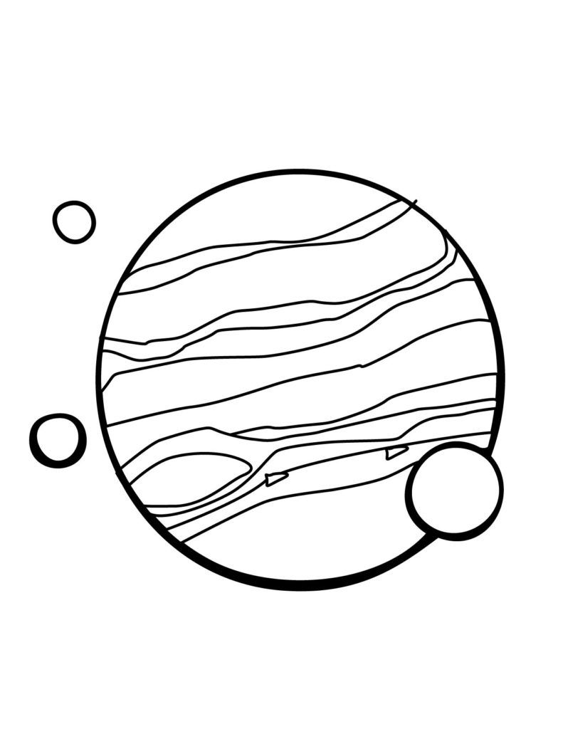 791x1024 Planet Coloring Pages Educational Coloring Pages Planet