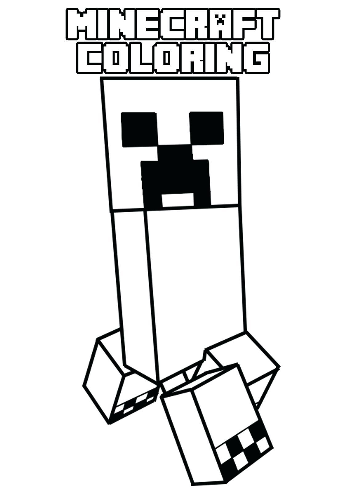 Minecraft Creeper Drawing Free Download Best Minecraft Creeper