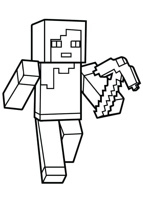 Minecraft Drawing Book | Free download best Minecraft ...