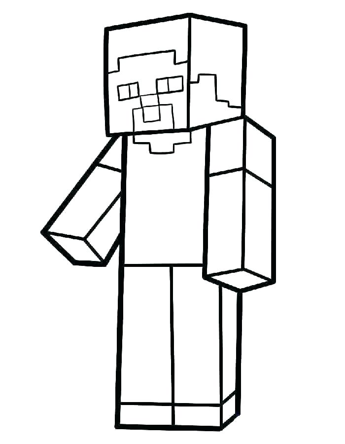 700x900 Minecraft Mutant Zombie Coloring Pages Hashclub