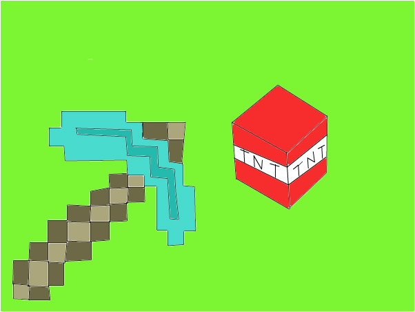 602x452 Minecraft Tools And Items