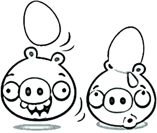 600x510 Minecraft Coloring Pages Stampy Pig Drawing At Free For Personal