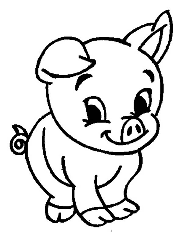 600x768 Piggy Drawing Minecraft Pig For Free Download