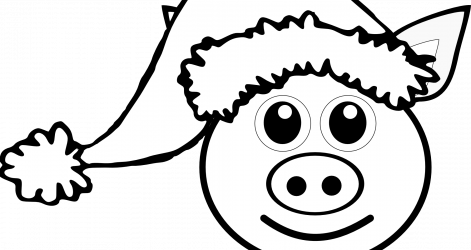 471x250 How To Draw A Mean Pig Face Step