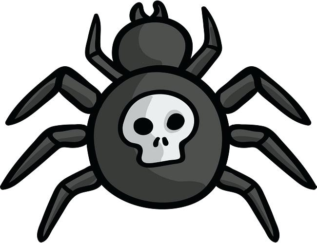 650x499 skeleton spider skeleton spider skeleton vector spider vector