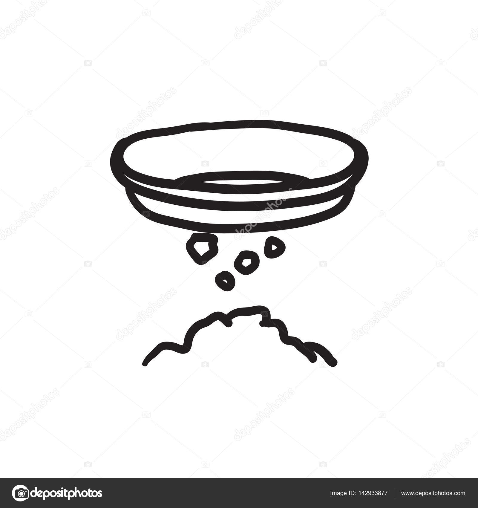 1600x1700 Miner Drawing Gold Panning For Free Download
