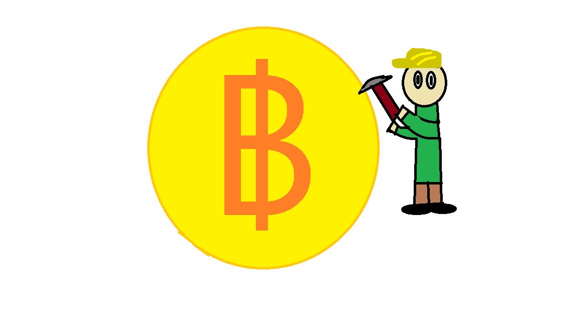 1152x648 Bitcoin Mining Drawing Bitcoin