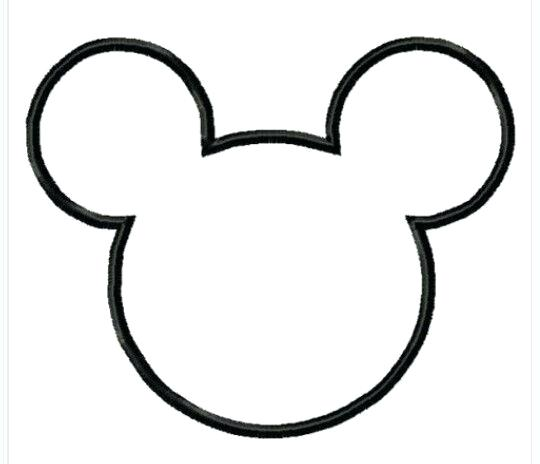 540x464 minnie mouse easy to draw ways to draw mouse easy minnie mouse