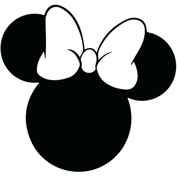 graphic relating to Printable Minnie Mouse Ears named Minnie Mouse Ears Drawing Free of charge obtain ideal Minnie Mouse