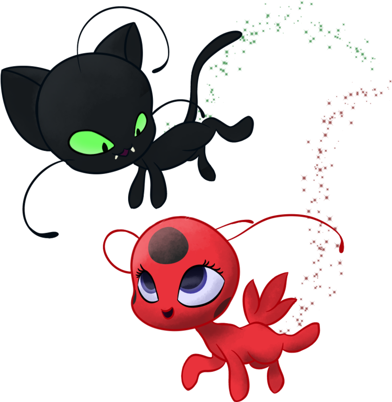 It's just a picture of Superb Miraculous Ladybug Clipart