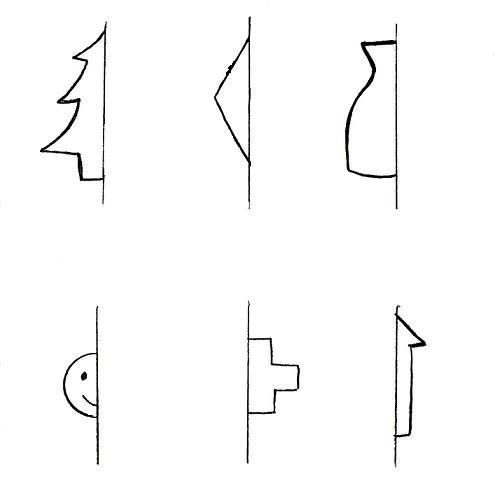 495x500 Drawing Mirror Images, Visual Closure Ils Visual Processing