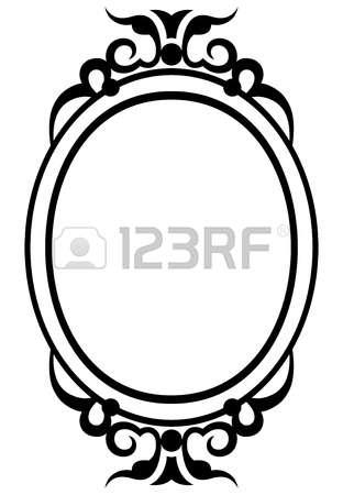 312x450 Mirror Clipart Draw