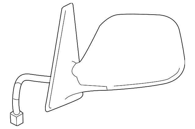 Mirror Line Drawing