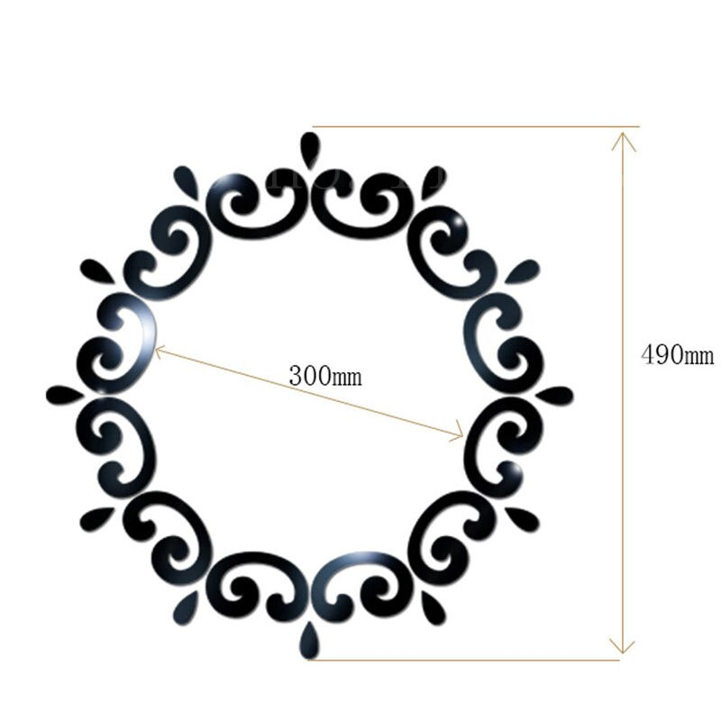 800x800 Detail Feedback Questions About Mirrors Wall Stickers