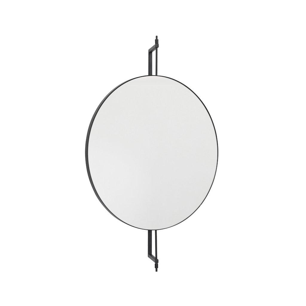 1024x1024 Kristina Dam Rotating Mirror Black