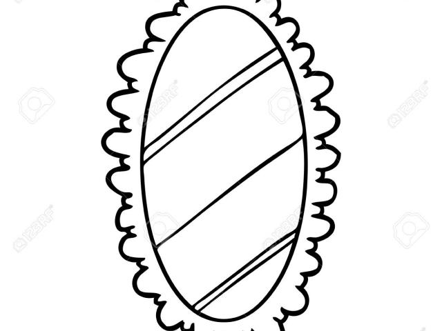 Mirror Reflection Drawing Free Download Best Mirror Reflection