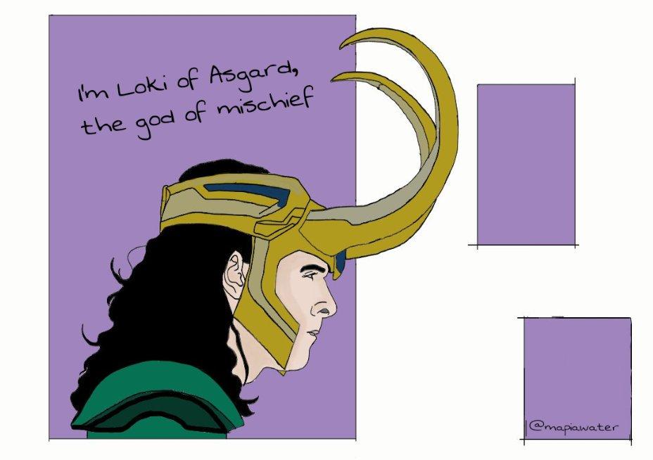 928x654 Margo Parker On Twitter Loki Of Asgard, God Of Mischief