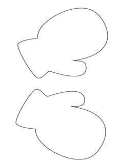 photo regarding Mitten Template Printable named Mitten Drawing Routine Free of charge down load simplest Mitten Drawing