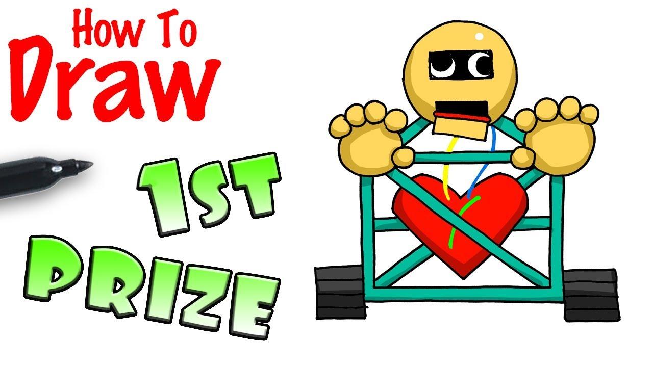 1280x720 How To Draw Prize Baldi
