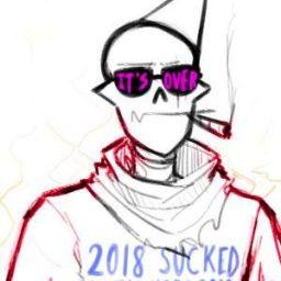 256x256 Random Undertale Drawings