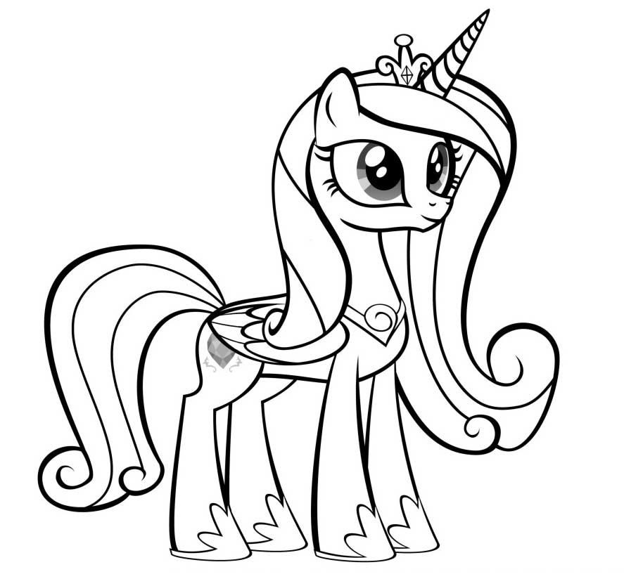 Mlp Drawing Free Download On Clipartmag