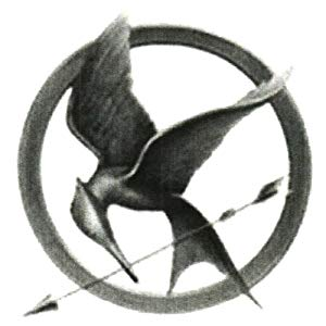 300x300 hunger games mockingjay temporary tattoo the hunger games movie