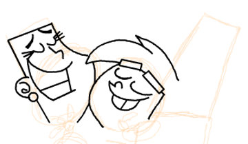 360x209 How To Draw Timmy Turner's Parents For Lesson On Drawing His Mom