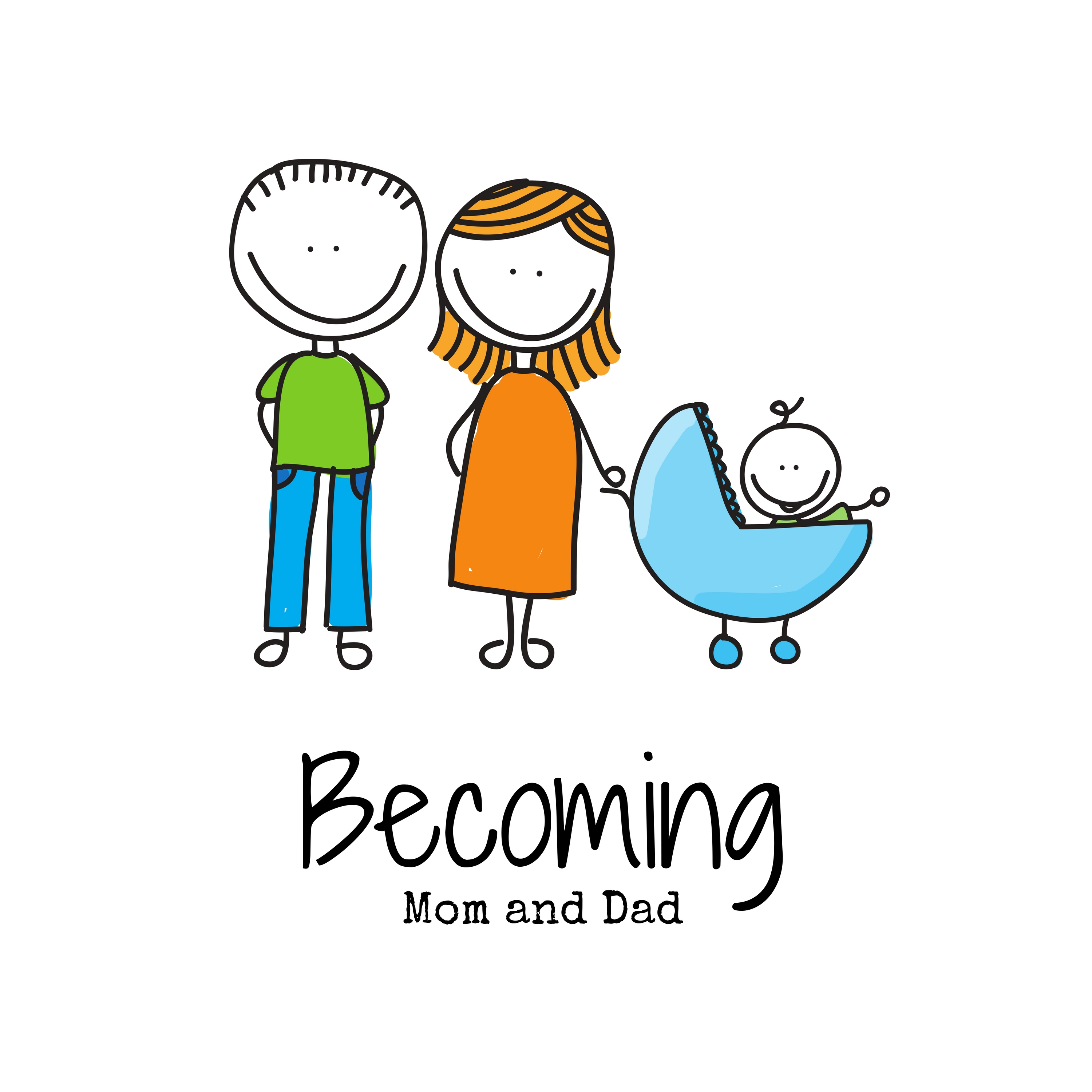 3000x3000 Becoming Mom And Dad A Podcast Journal Of Our New Life With Milo