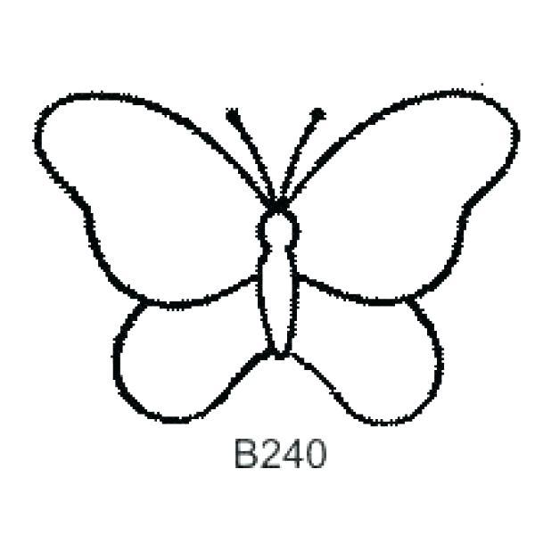 600x600 Butterflies Outline Outline Butterfly Drawing Monarch Butterflies