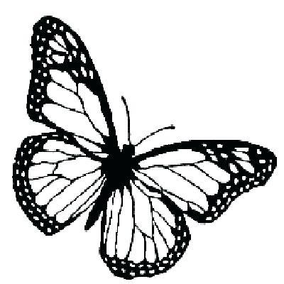 400x400 Monarch Butterfly Template Monarch Butterfly Monarch Butterfly