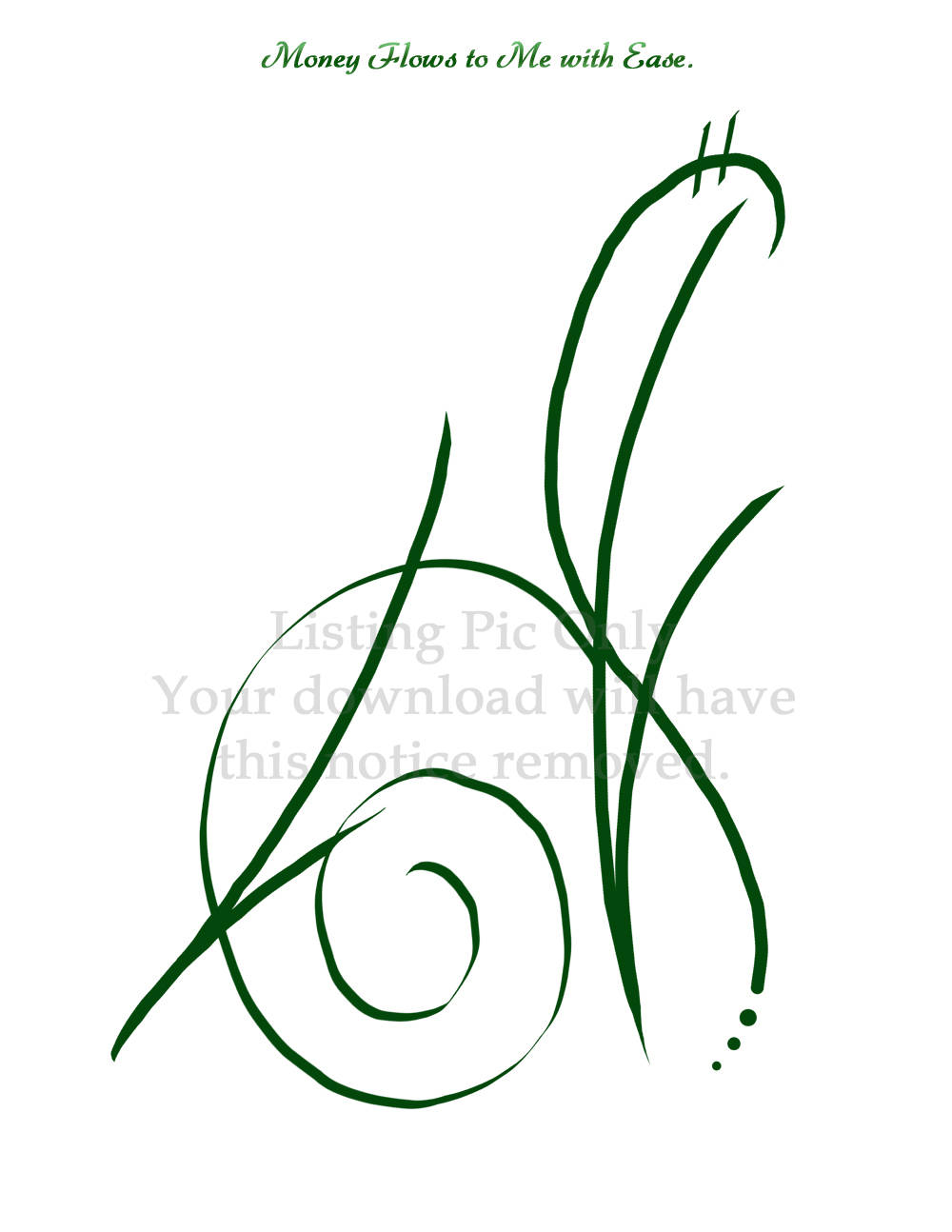Money Drawing Sigils | Free download best Money Drawing Sigils on