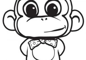 300x210 Drawing Of A Cartoon Monkey How To Draw A Cartoon Monkey Easy