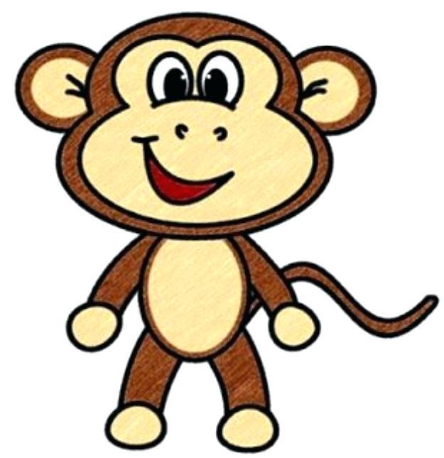 Monkey Pencil Drawing Free Download Best Monkey Pencil