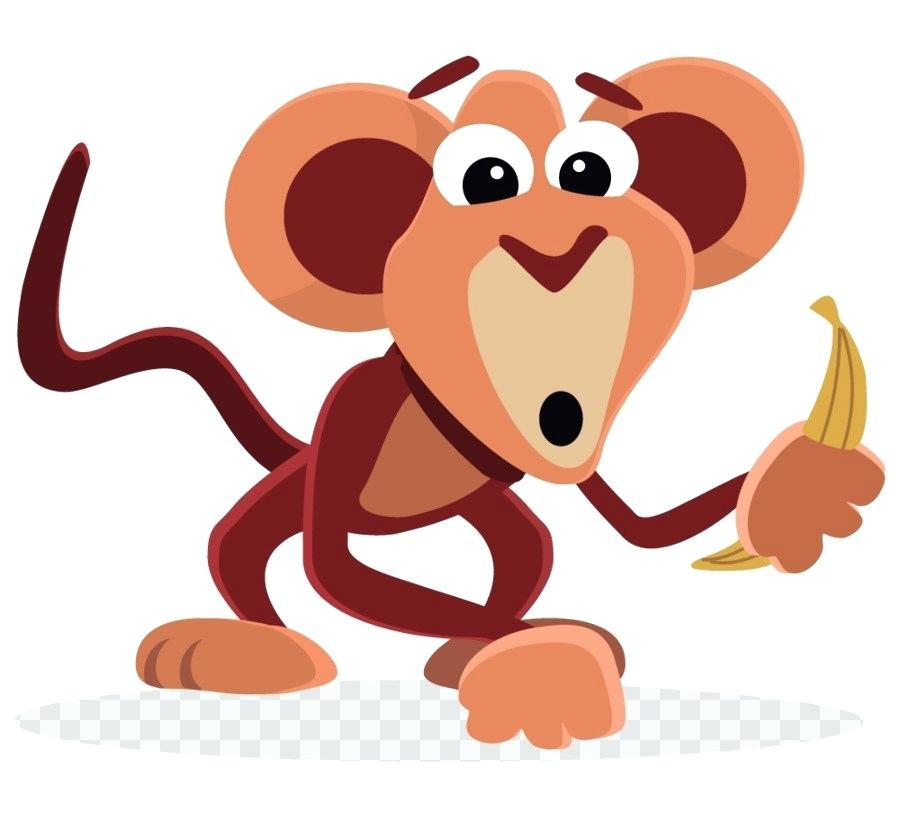 900x840 funny monkey drawings funny monkey for coloring book funny monkey