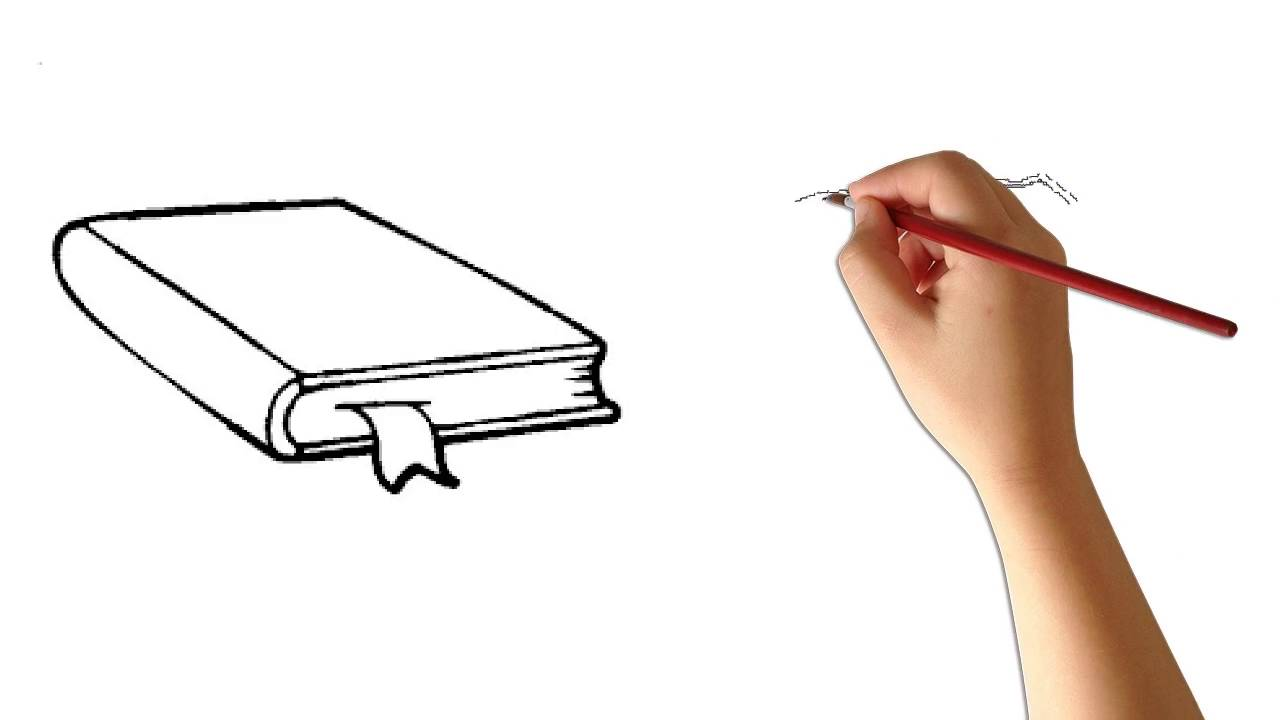 1280x720 Drawing Pictureteaching How To Draw Animation Drawing Book
