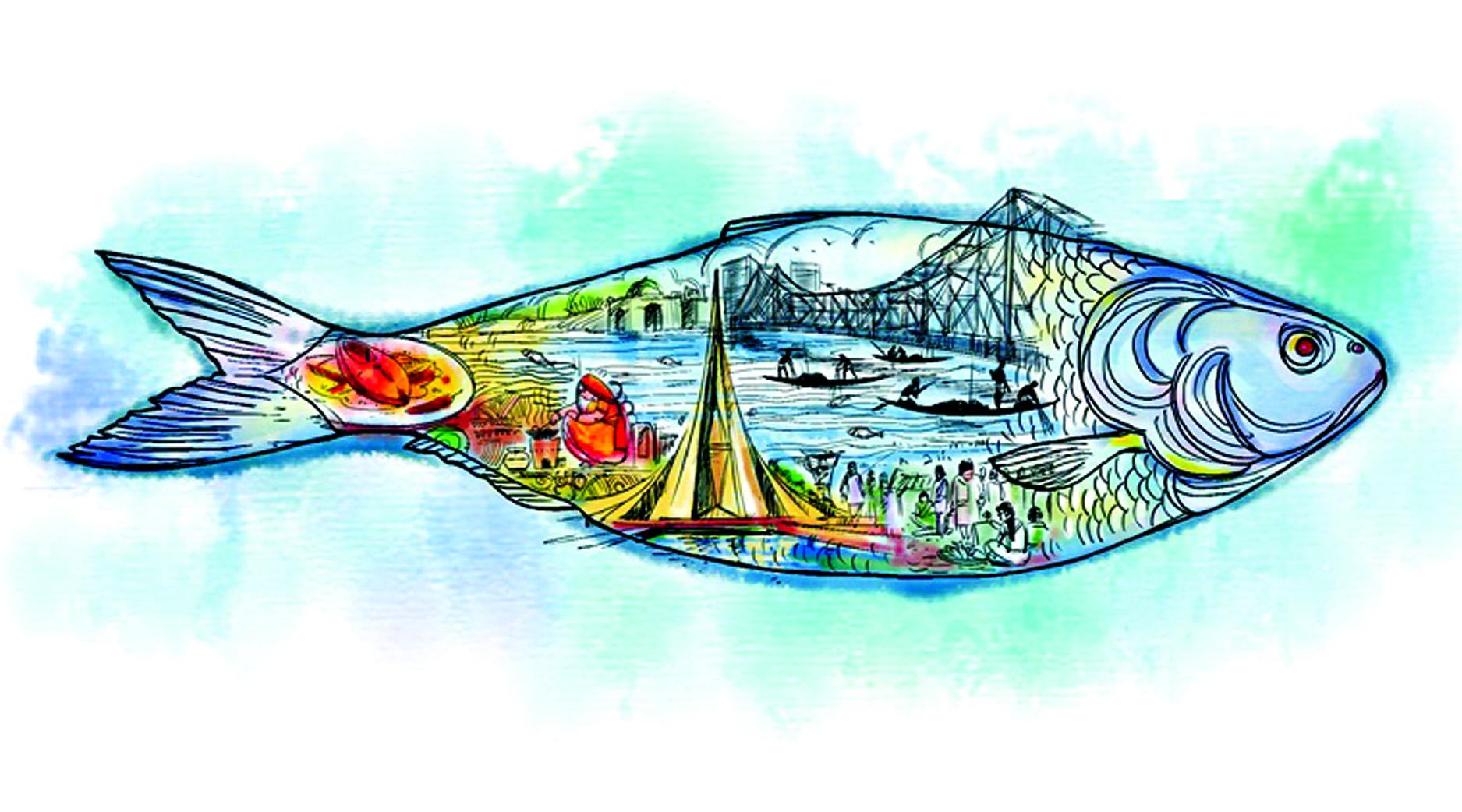 1875x1042 A Fishy Fable If Monsoon, It Must Rain Hilsas